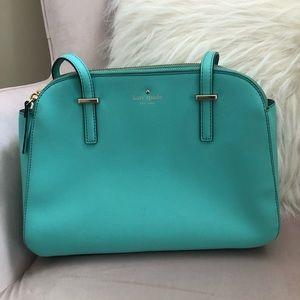 Kate Spade Handbag in Turquoise